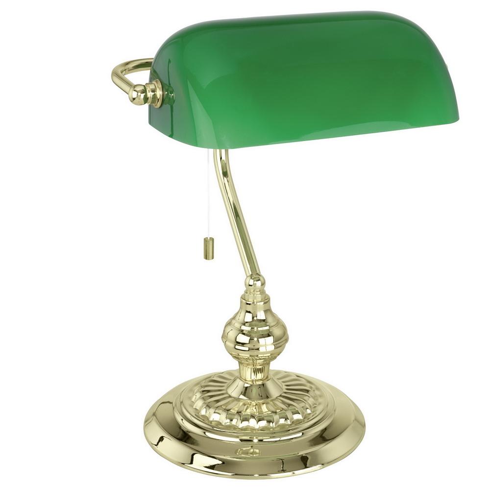 Лампа настольная Eglo Banker 90967 eglo настольная лампа 31541
