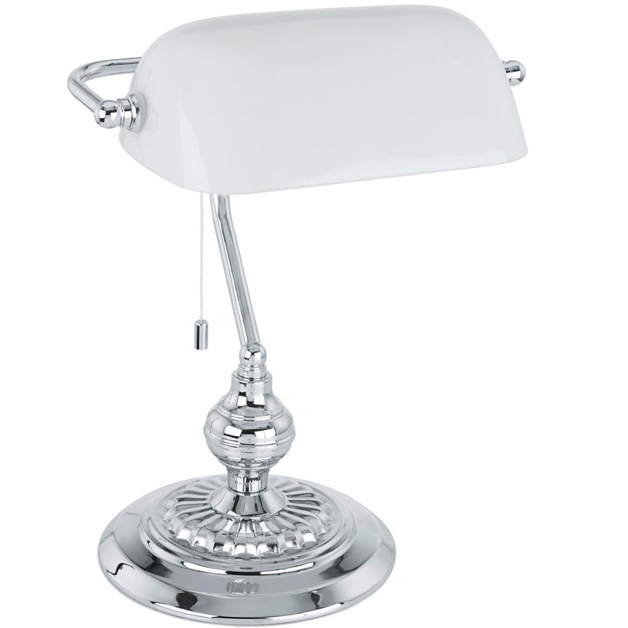 все цены на Лампа настольная Eglo Banker 90968 онлайн