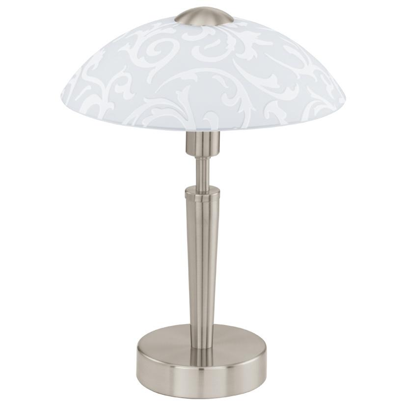 Лампа настольная Eglo Solo 91238 eglo лампа настольная eglo solo 87254
