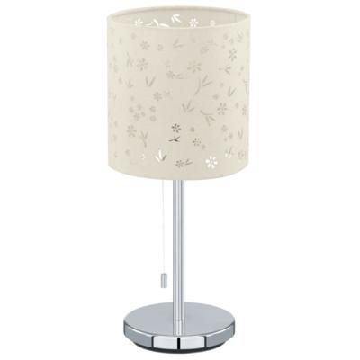 Лампа настольная Eglo Chicco 91395 настольная лампа eglo 91395