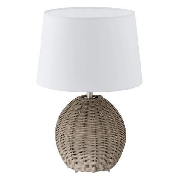 Лампа настольная Eglo Roia 92913 абажур из бисера для настольной лампы в спб