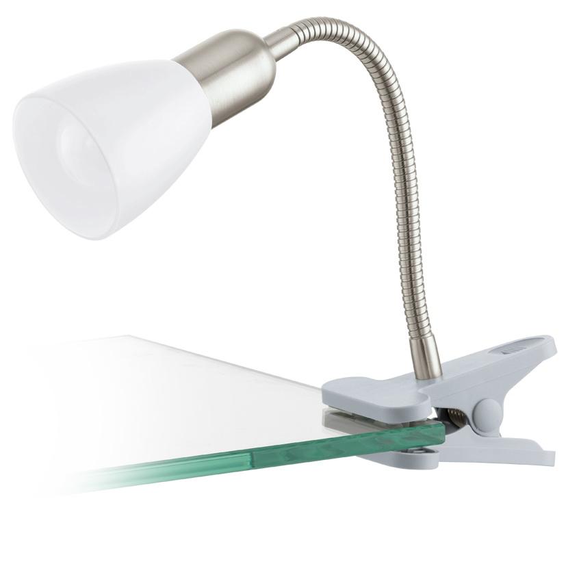 Лампа настольная Eglo Dakar 92932 настольная лампа eglo офисная dakar 3 92932