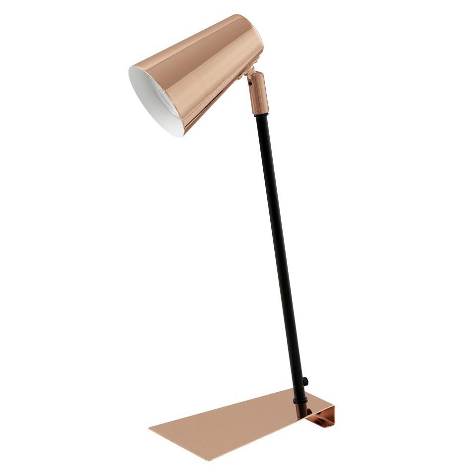 Лампа настольная Eglo Travale 94395 настольная лампа eglo офисная dakar 3 92932