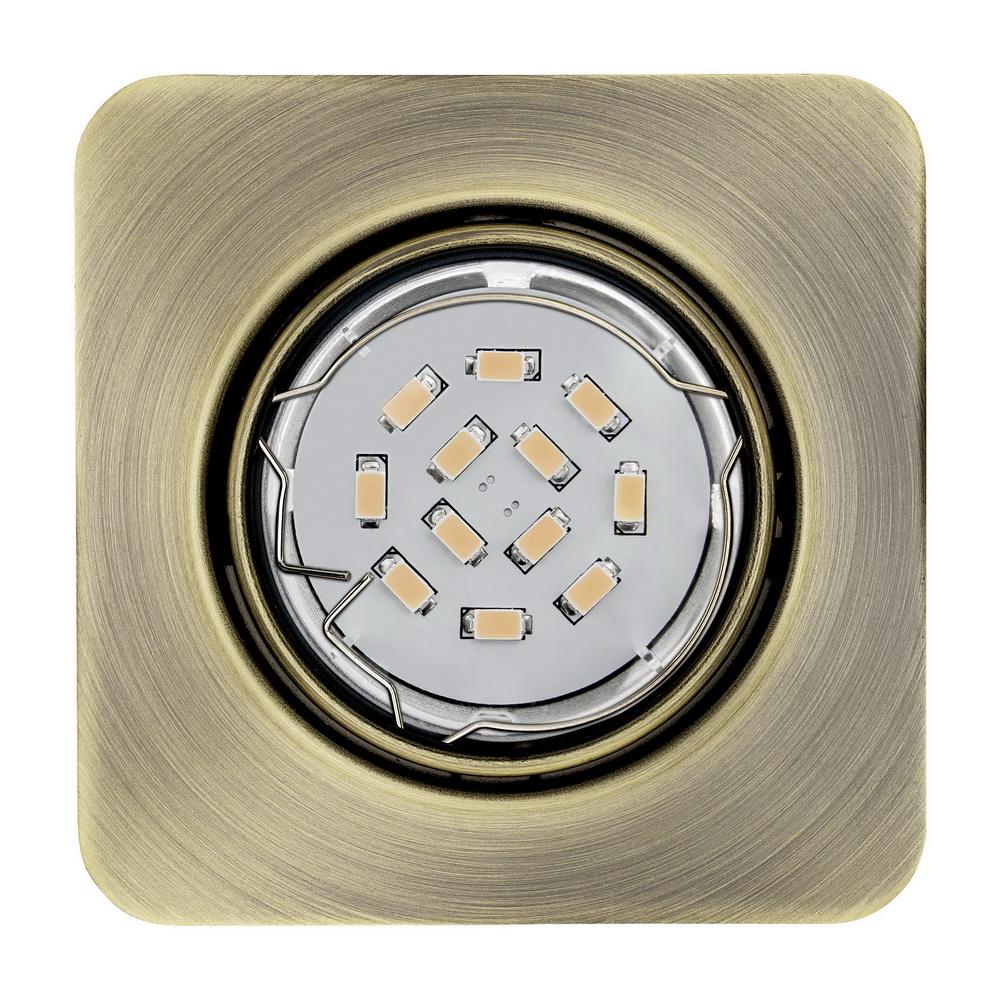Светильник встраиваемый Eglo Peneto 94239 встраиваемый светильник eglo peneto 94239