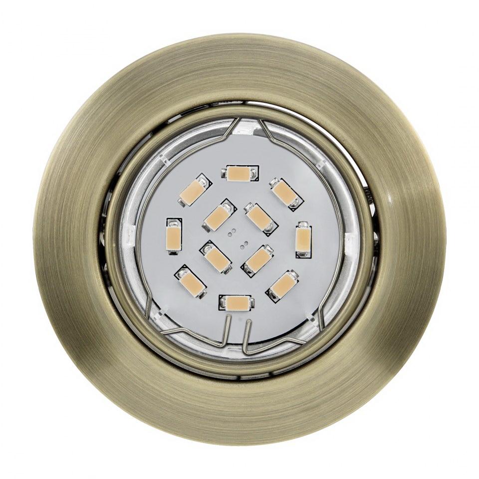 Светильник встраиваемый Eglo Peneto 94243 встраиваемый светильник eglo peneto 94243