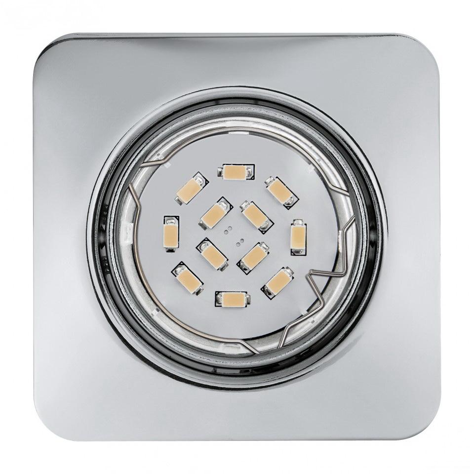 Светильник встраиваемый Eglo Peneto 94267 eglo встраиваемый светильник в комплекте 3 шт eglo peneto 94406