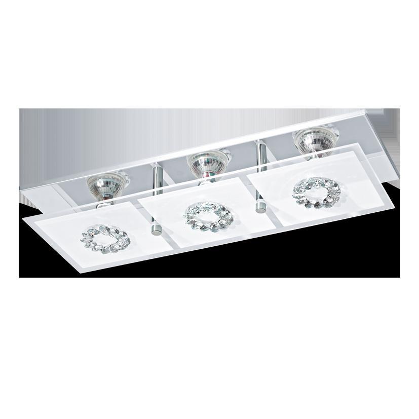 Купить Светильник настенно-потолочный Eglo Roncato 93782