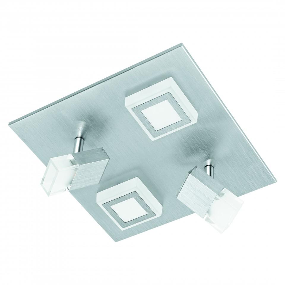 Светильник настенно-потолочный Eglo Masiano 94512 светильник настенно потолочный eglo 90076e