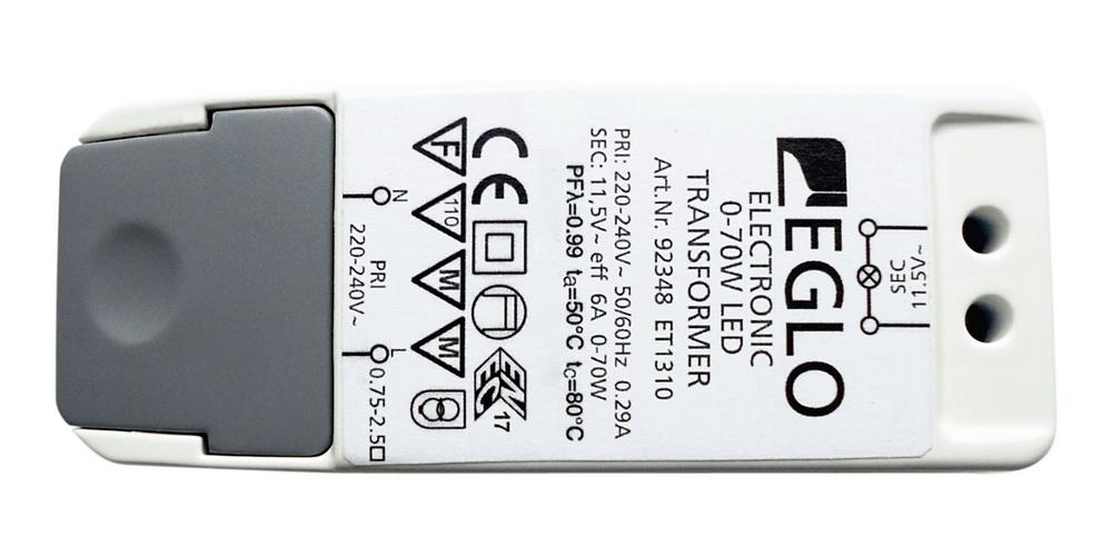 Трансформатор Eglo 92348 от 220 Вольт