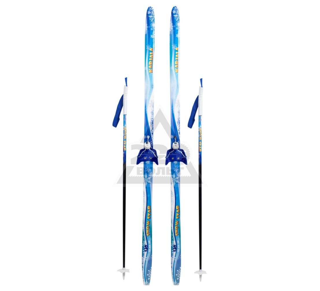 Лыжи KARJALA SNOWSTAR