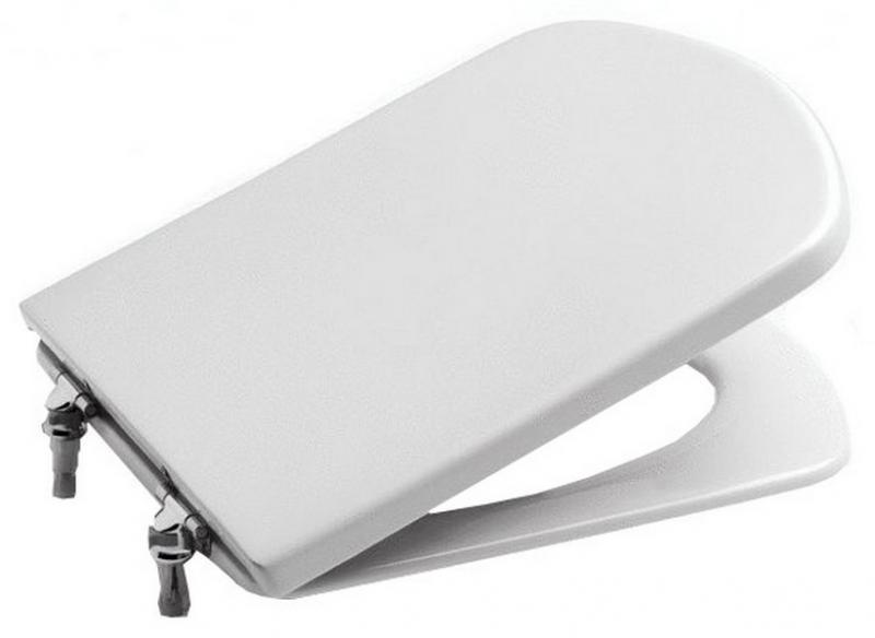 Сиденье Roca Zru9000040 супермаркет] [jingdong подушка ковыль 3 придерживались кнопки туалета теплого сиденье для унитаза крышка унитаза 1g5865