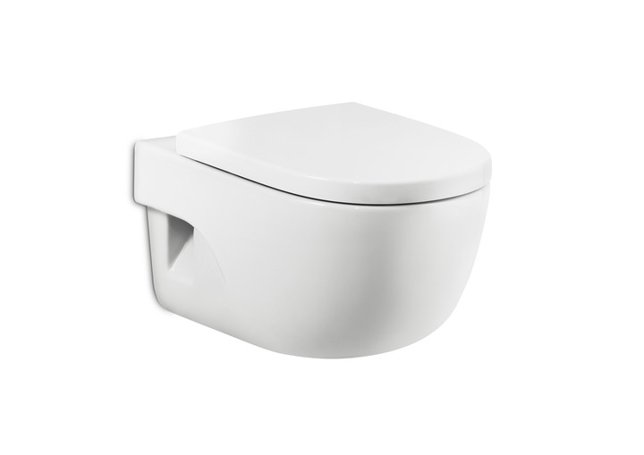 Унитаз подвесной Roca 346247000 супермаркет] [jingdong подушка ковыль 3 придерживались кнопки туалета теплого сиденье для унитаза крышка унитаза 1g5865