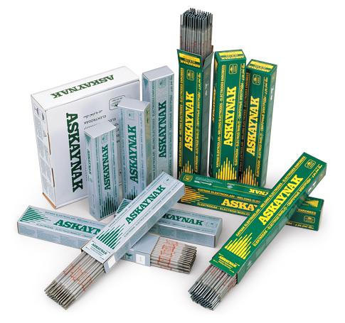Электроды для сварки Askaynak As r-143 3.25мм цена и фото
