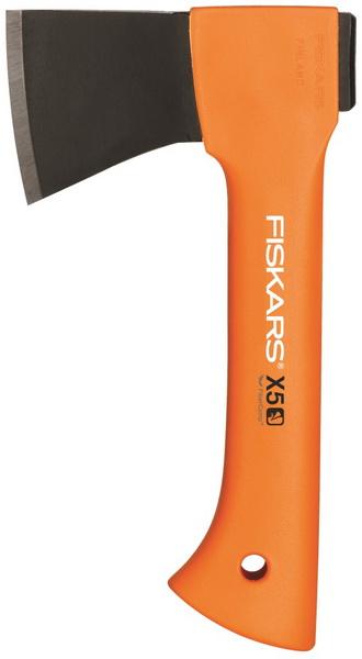 Универсальный топор Fiskars X5-xxs топор универсальный fiskars x5 xxs нож точилка 1025441