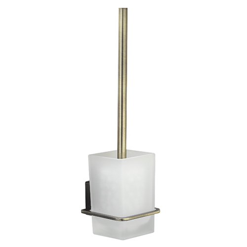 Ёршик для унитаза Wasserkraft Exter k-5227 супермаркет] [jingdong подушка ковыль 3 придерживались кнопки туалета теплого сиденье для унитаза крышка унитаза 1g5865