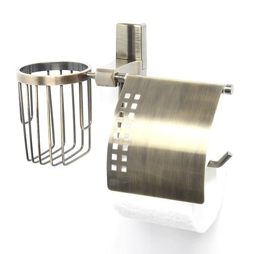 Купить Держатель для туалетной бумаги Wasserkraft Exter k-5259