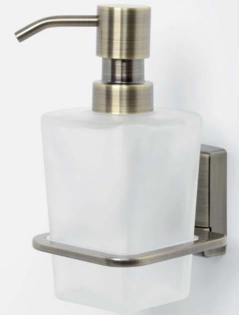 Диспенсер для жидкого мыла Wasserkraft Exter k-5299 дозатор для жидкого мыла wasserkraft exter 5599 9061334