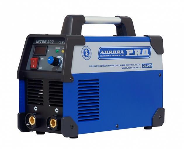 Сварочный аппарат Aurora pro Inter 202 mosfet сварочный аппарат aurora ultimate 300