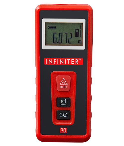 Дальномер Infiniter 20 лазерный нивелир condtrol infiniter cl5