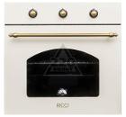 Встраиваемая газовая духовка RICCI RGO-620BG