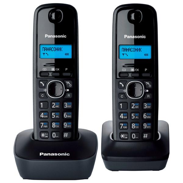 Радиотелефон Panasonic Kx-tg1612ruh kx dt333ru в спб