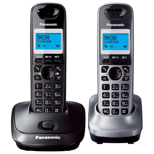 Радиотелефон Panasonic Kx-tg2512ru2 kx dt333ru в спб