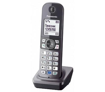 Радиотелефон PANASONIC KX-TGA681RUM