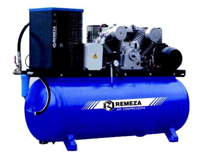Компрессор Remeza СБ4/Ф-500 lb75Д компрессор поршневой remeza сб4 16 gms150k