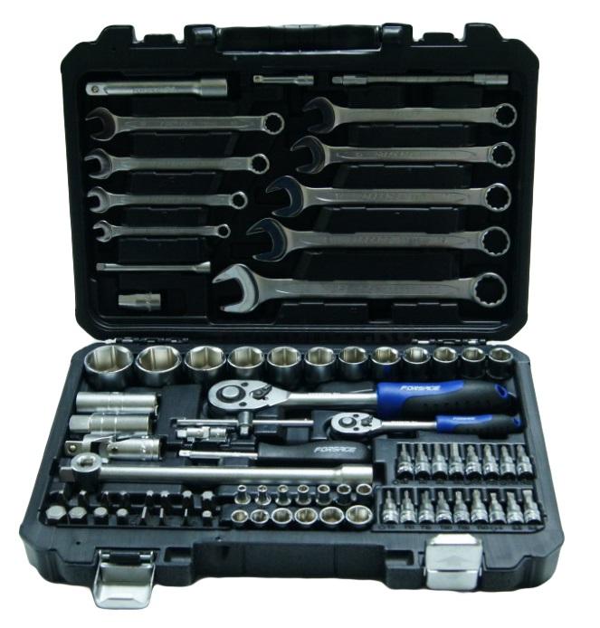 Набор инструментов Forsage 8994/4821-5 (new forsage) набор головок forsage 11 предметов 3111 5