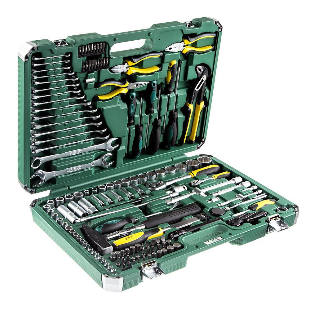 Набор инструментов АРСЕНАЛ 8086340 набор инструментов универсальный арсенал aa c1412p104