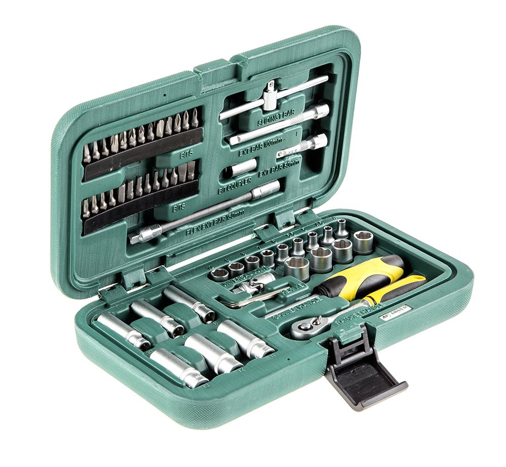 Набор инструментов универсальный АРСЕНАЛ Aa-c14l56 набор инструмента арсенал aa c1412p94 для ваз