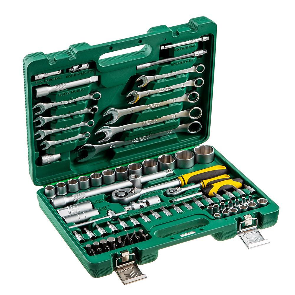 Набор инструментов универсальный АРСЕНАЛ Aa-c1412l82 набор инструментов арсенал 1920850 aa c1412l90