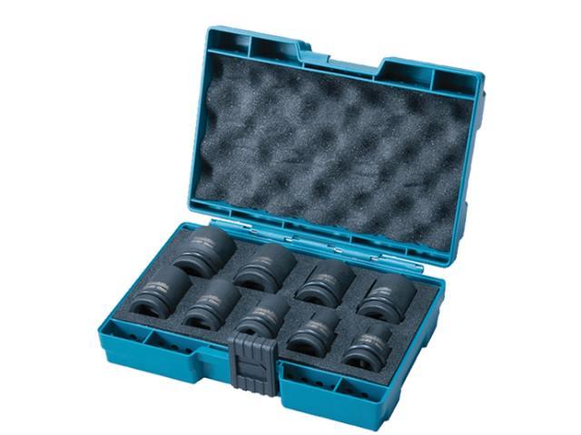 Набор головок Makita D-41517 набор аккумуляторных инструментов makita dk 1200 df330 mr051 176134
