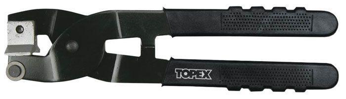 Клещи Topex 16b430 клещи topex 200 мм 32d531