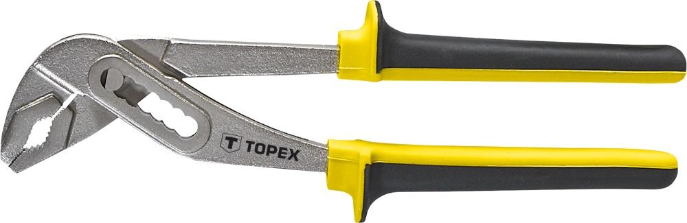 Ключ трубный переставной Topex 32d139 ключ трубный переставной topex 34d513