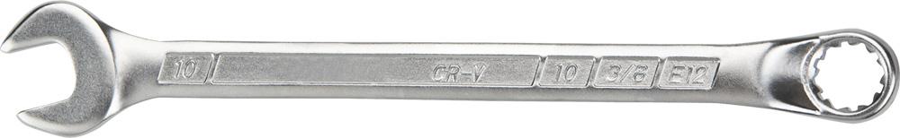 Ключ гаечный комбинированный Neo 09-105 (15 мм) комбинированный ключ с трещоткой neo 13x185 мм 09 055