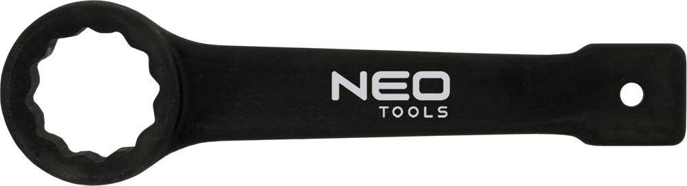 Ключ гаечный накидной Neo 09-180 (22м / 22м мм) толстовка mazine male half zip hoody 01 neo blue mel neo gr m