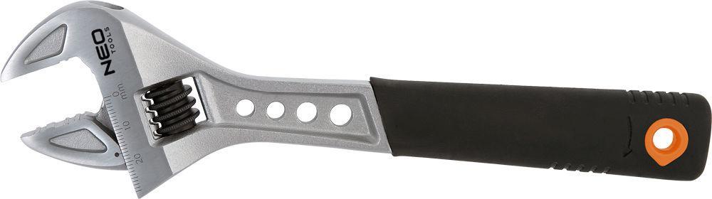 Ключ гаечный разводной Neo 03-011 (0 - 29 мм)
