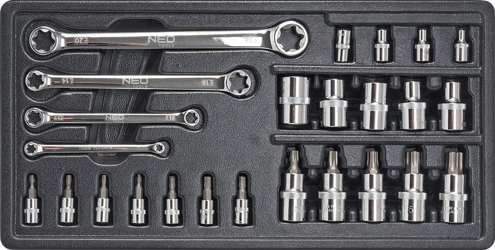 Купить Универсальный набор инструментов Neo 84-275