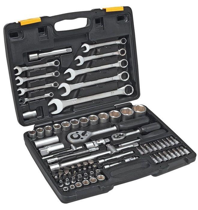 Купить Универсальный набор инструментов Topex 38d686
