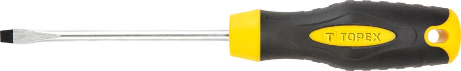 Отвертка Topex 39d805 отвертка крестовая topex 39d477