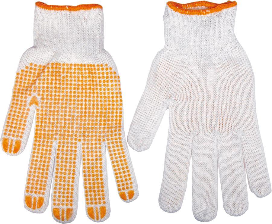 Перчатки ХБ Topex 83s302 б у станки делать х б перчатки