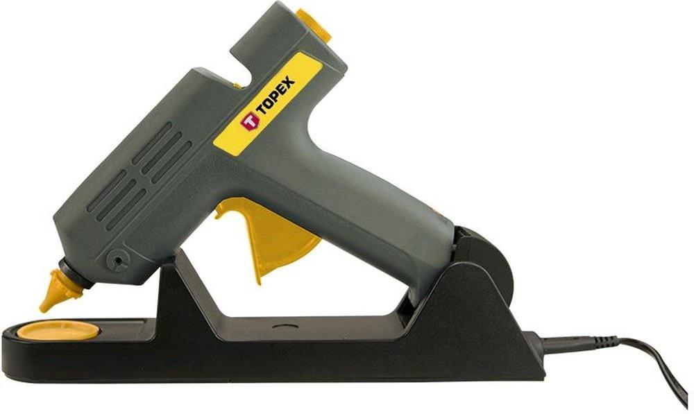 купить Пистолет клеевой Topex 42e511 по цене 1591 рублей