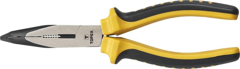 Плоскогубцы Topex 32d103 боковые кусачки topex 160 мм 1000в 32d517