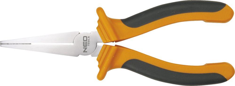 Плоскогубцы Neo 01-019  плоскогубцы neo 160 мм до 1000 в