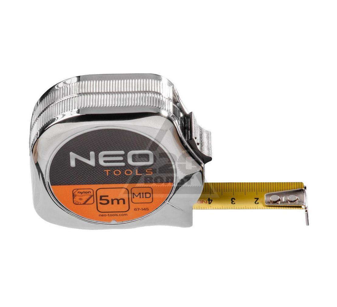 Рулетка NEO 67-145