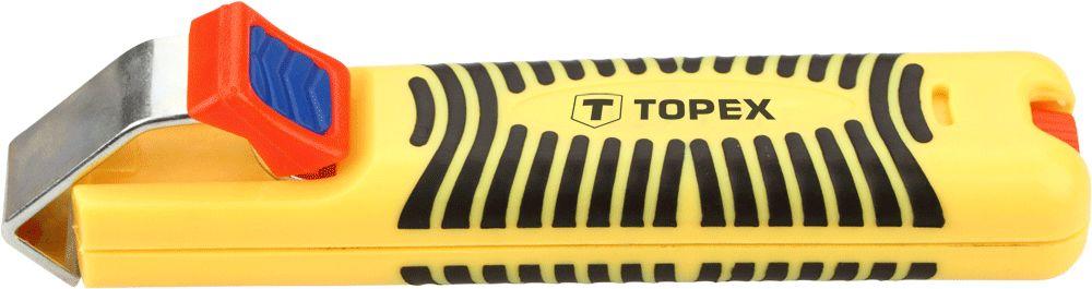 Клещи для снятия изоляции Topex 32d810