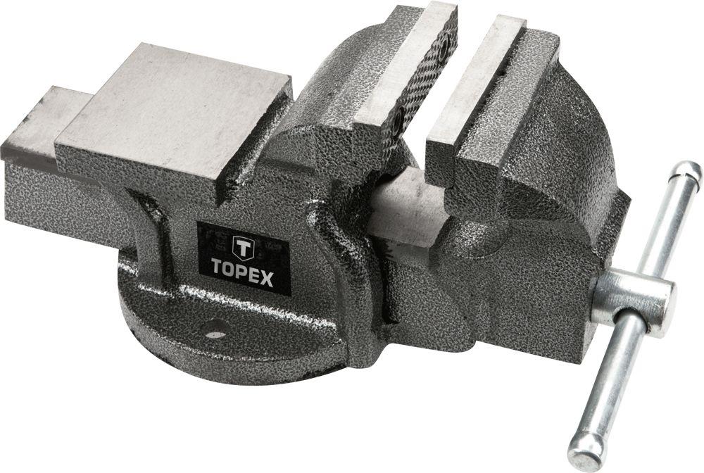 Тиски слесарные Topex 07a107