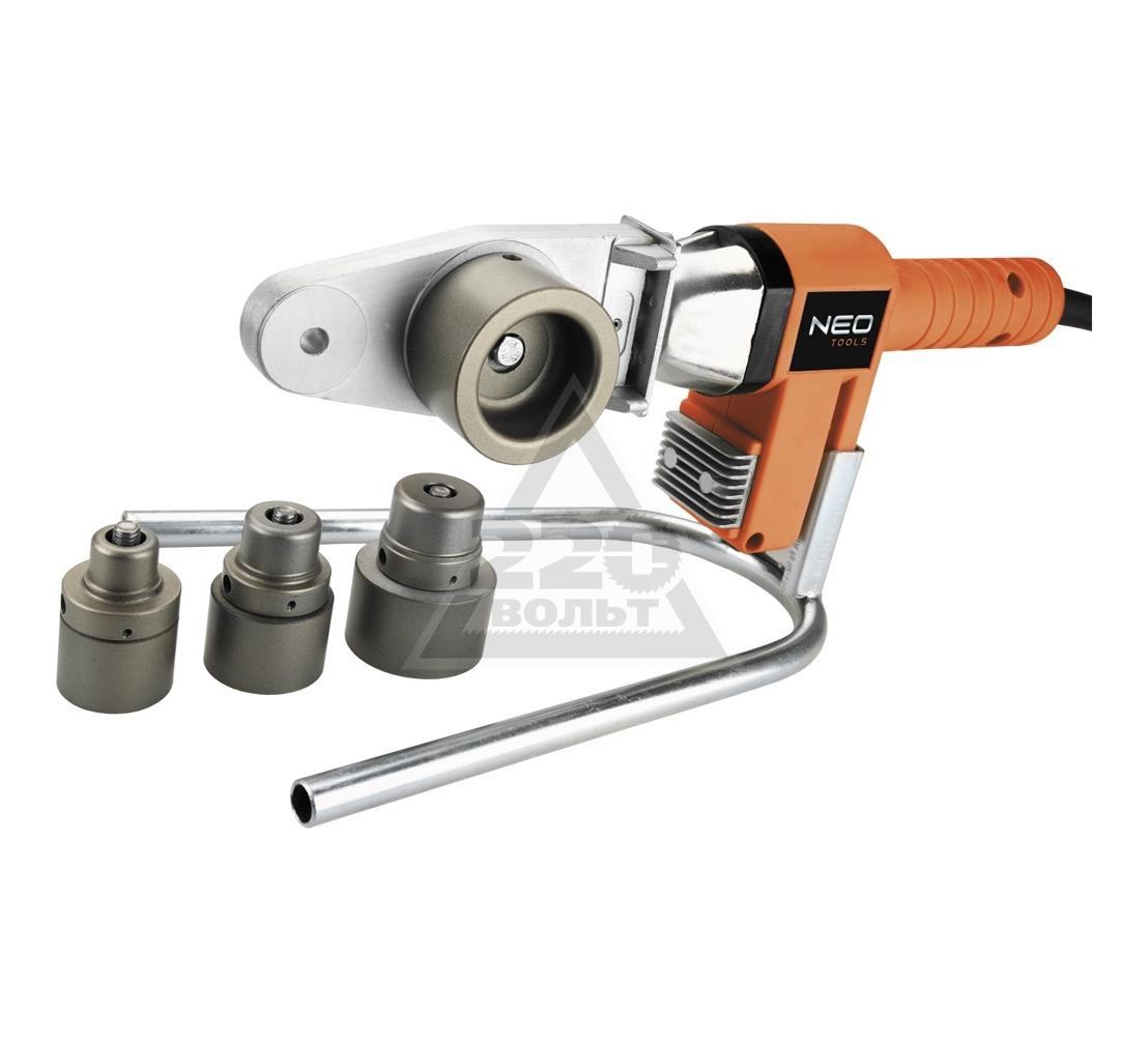 Аппарат для сварки пластиковых труб NEO 21-001