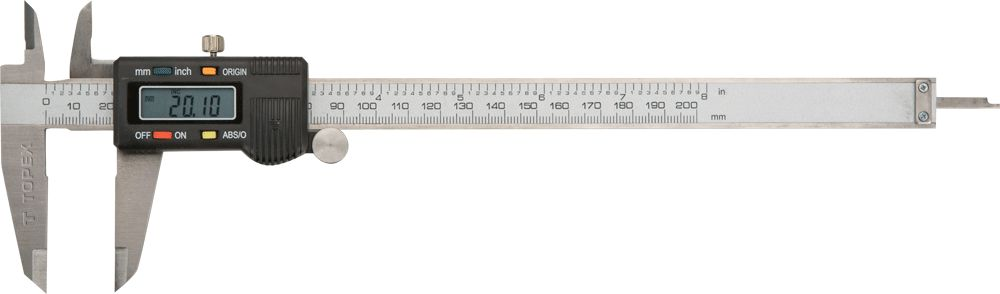 Штангенциркуль Topex 31c625 цена